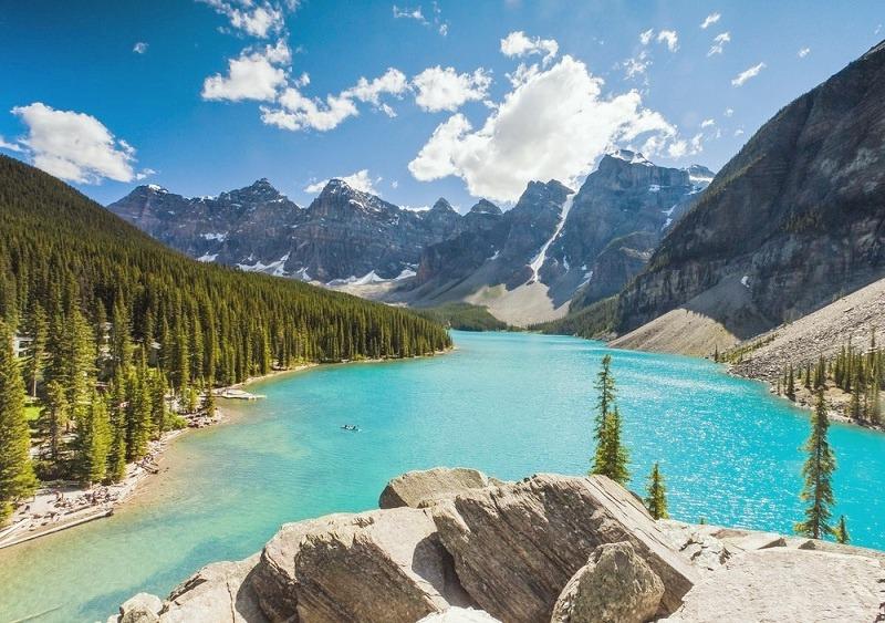 Take a tour of Canada
